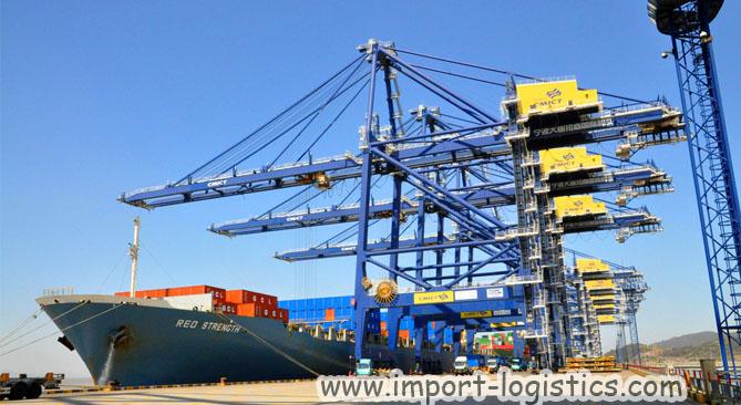 庞赛 SCORPION二手伐木机德国进口到广西的关税情况