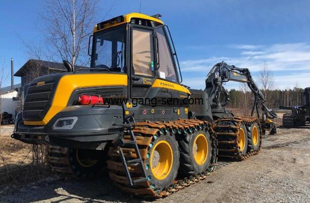 爱沙尼亚二手伐木机进口到中国来的手续,关税税金多少?