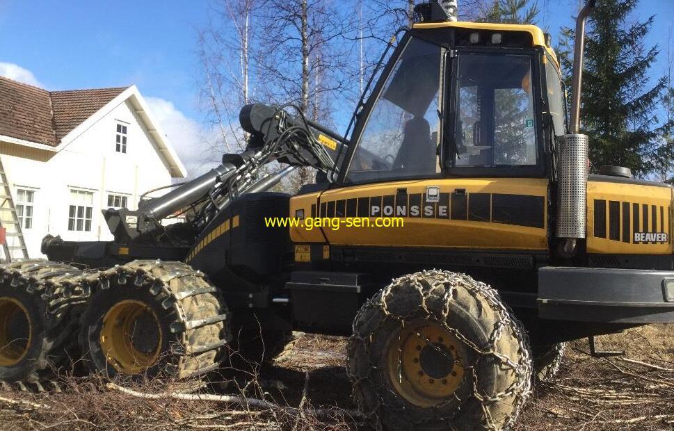 俄罗斯二手伐木机进口国内广西的手续流程知多少